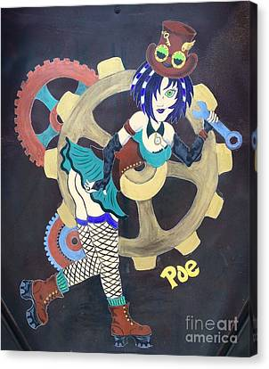 Rita Canvas Print