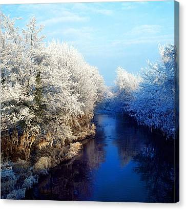 River Bann, Co Armagh, Ireland Canvas Print by The Irish Image Collection