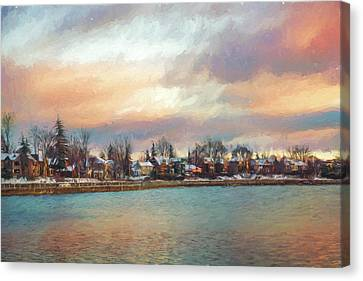 River Dream Canvas Print by Celso Bressan