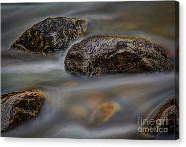 Canvas Print featuring the photograph River Magic 2 by Douglas Stucky