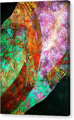 River Of Love Canvas Print by Sue Reed