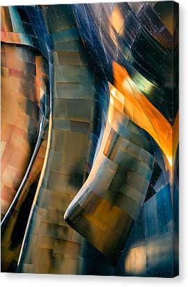 Riveting Canvas Print by Jill Maguire