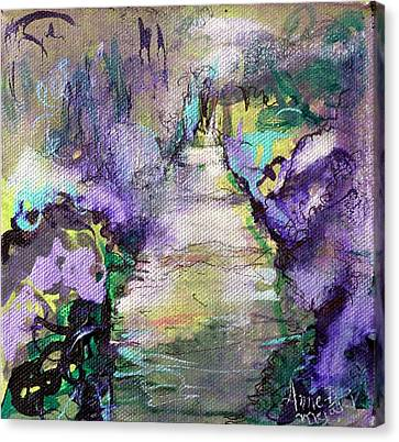 Road To Euphoria Canvas Print