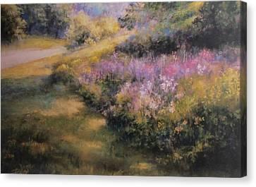 Road To Hibernia Canvas Print