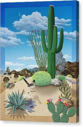 Roadrunner Canvas Print by Snake Jagger