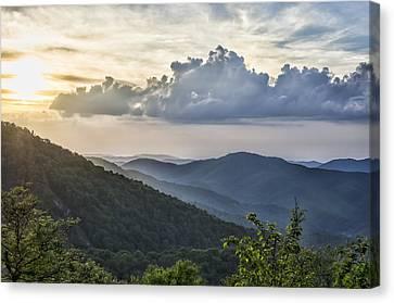 Roan Mountain Vista Canvas Print