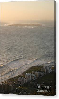 Robben Island Canvas Print by Andy Smy
