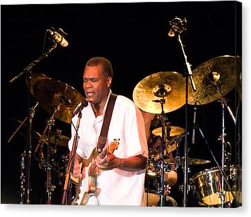Robert Cray Canvas Print