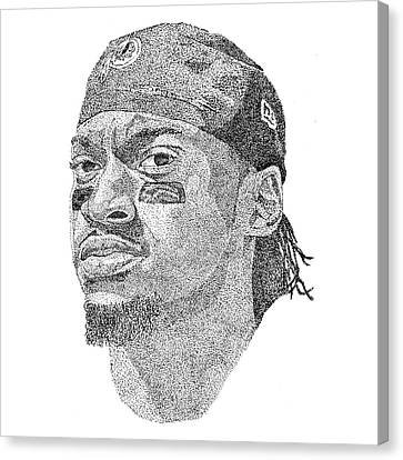 Robert Griffin IIi Canvas Print