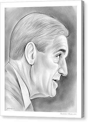 Robert Mueller Canvas Print