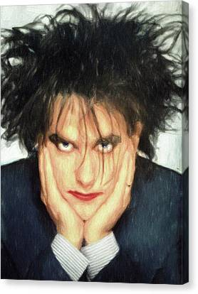 Robert Smith Canvas Print