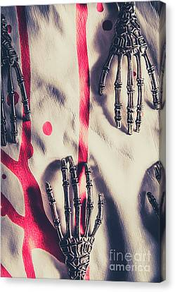 Robot Killing Machines Canvas Print