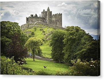 Rock Of Cashel Cashel County Tipperary Canvas Print