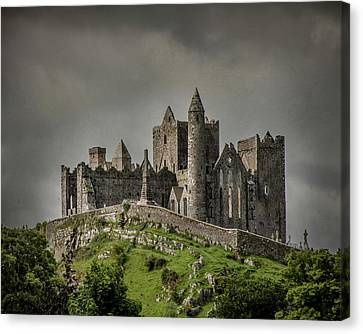 Rock Of Cashel Canvas Print