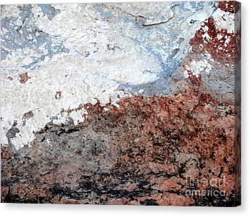 Rock Scenes Canvas Print