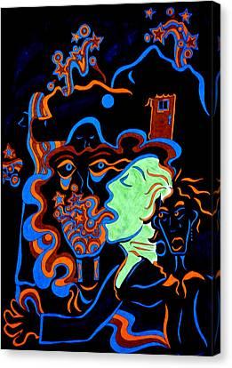 Rock Star Canvas Print by William Watson