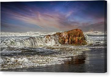 Rockin' The Coast Canvas Print