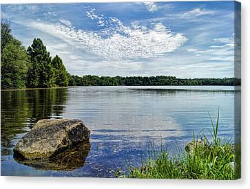 Rocky Fork Lake Canvas Print