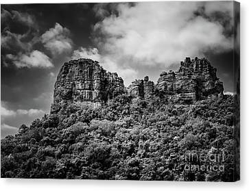 Angthong Canvas Print - Rocky Landscape by Michelle Meenawong