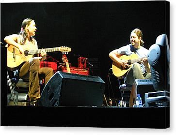Rodrigo Y Gabriela 18 Canvas Print