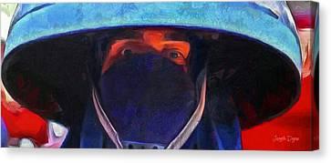 Adult Canvas Print - Rogue One Chinese - Da by Leonardo Digenio