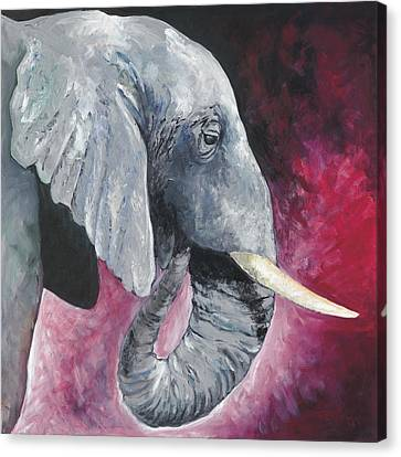 Roll With The Tide Canvas Print by Rich Ogden