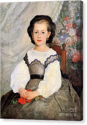 Romaine Lascaux Canvas Print