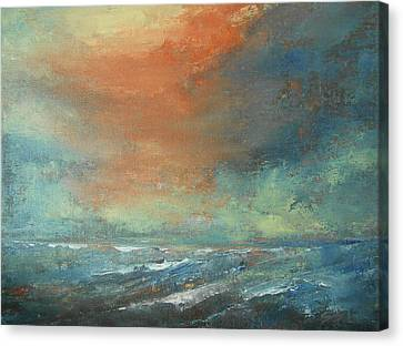 Romancing Turner Canvas Print by Jane See