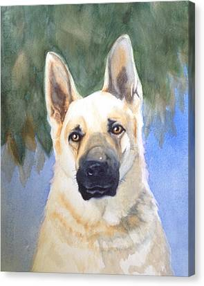 Canvas Print - Rookie by Marilyn Jacobson