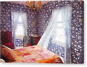 Room 803 Canvas Print