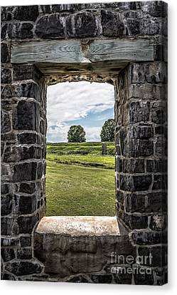 Room With A View Canvas Print by Edward Fielding