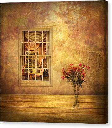 Room With A View Canvas Print by Jessica Jenney