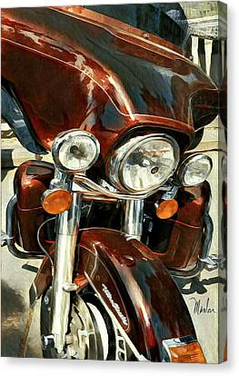 Root Beer Classic Canvas Print