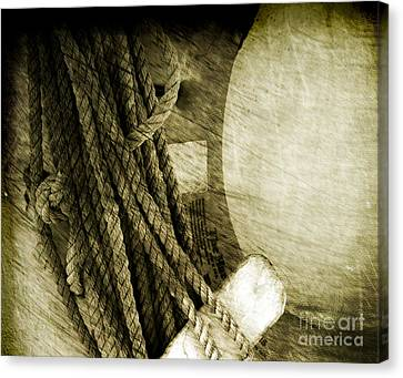 Ropes Canvas Print