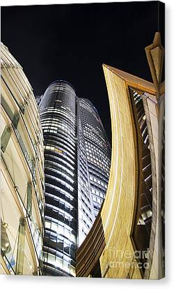 Roppongi Hills Mori Tower Canvas Print by Bill Brennan - Printscapes