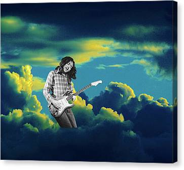 Rory Morning Sun Canvas Print by Ben Upham