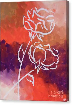 Rosary Canvas Print by Jilian Cramb - AMothersFineArt