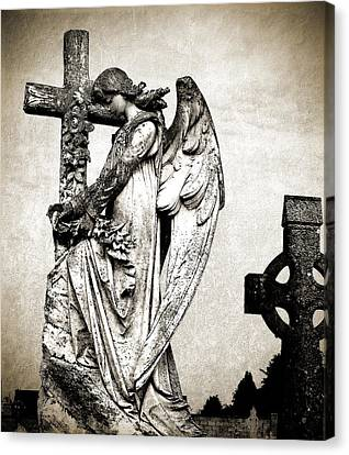 Roscommon Angel No 1 Canvas Print