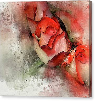 Rose 6 Canvas Print