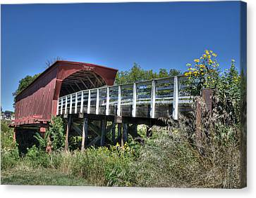 Roseman Bridge No. 5 Canvas Print