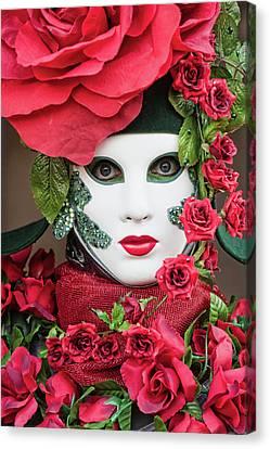Roses II Canvas Print by Stefan Nielsen