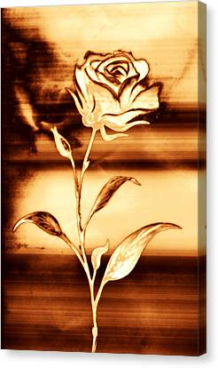 Rosewood Canvas Print by Dolly Mohr
