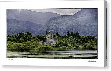 Ross Castle Canvas Print by R Thomas Berner