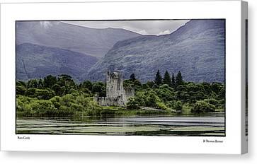 Ross Castle Canvas Print
