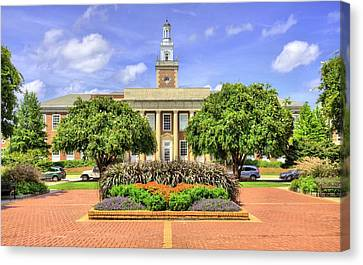 Ross Square  Canvas Print by JC Findley