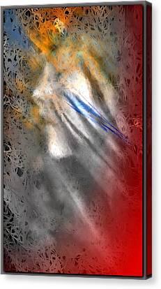 Rouge Gorge Canvas Print