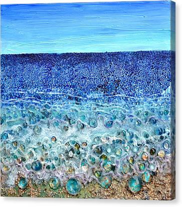 Rough Sands Canvas Print