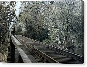 Round The Bend Canvas Print by Off The Beaten Path Photography - Andrew Alexander