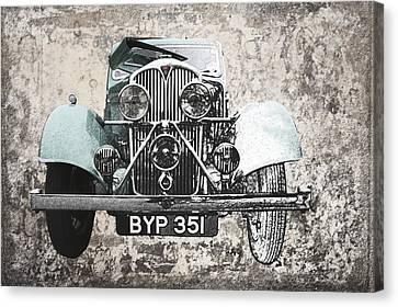 Chris Evans Canvas Print - Rover by Chris Evans