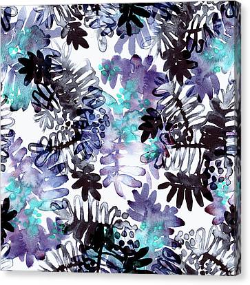 Rowan Canvas Print by Varpu Kronholm